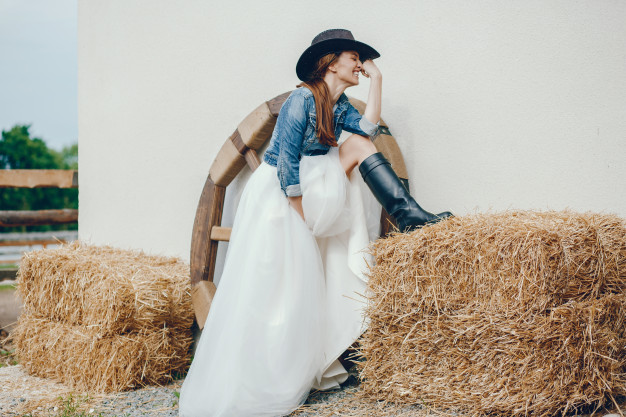 cowgirl tøs