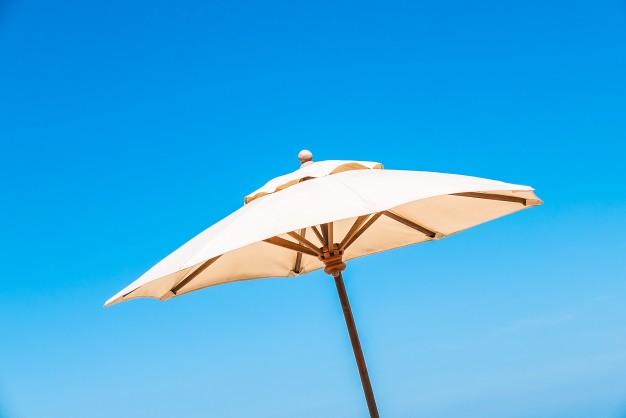 parasol til altan
